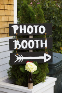 Photo Booth Wedding Sign | Casinos by M&M