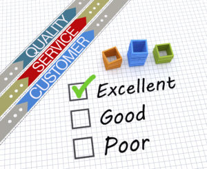 Satisfaction Rating | Casinos by M&M