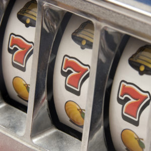 Slot Machine Close Up   Casino Holiday Parties NYC   Long Island NY