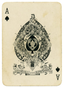 Ace of Spades Playing Card   Casino Holiday Parties Long Island NY   NYC