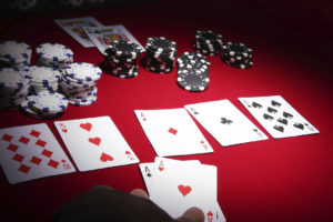 Playing Poker | Casino Parties NYC | LI