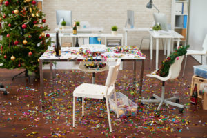 Office Christmas Party Aftermath | Casino Holiday Parties Long Island NY