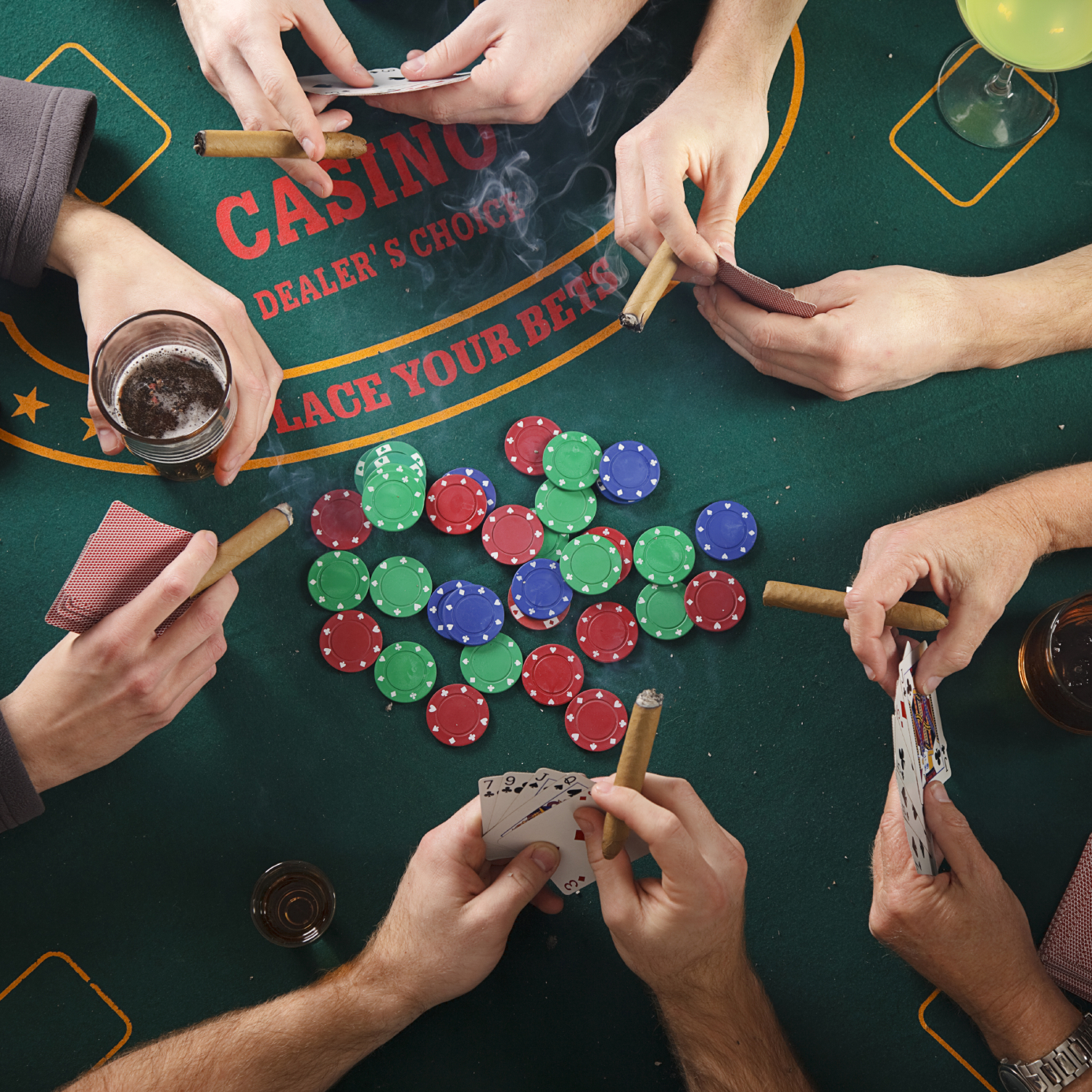 5 Poker Party Planning Tips - Casino Theme Parties NYC