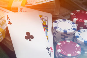 Cards and Poker Chips | Casino Holiday Parties Long Island NY | NYC